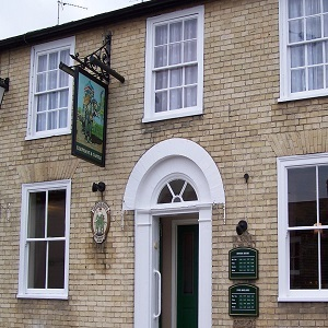 Inns and Alehouses of Bury St Edmunds