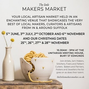 The Little Makers Christmas Market