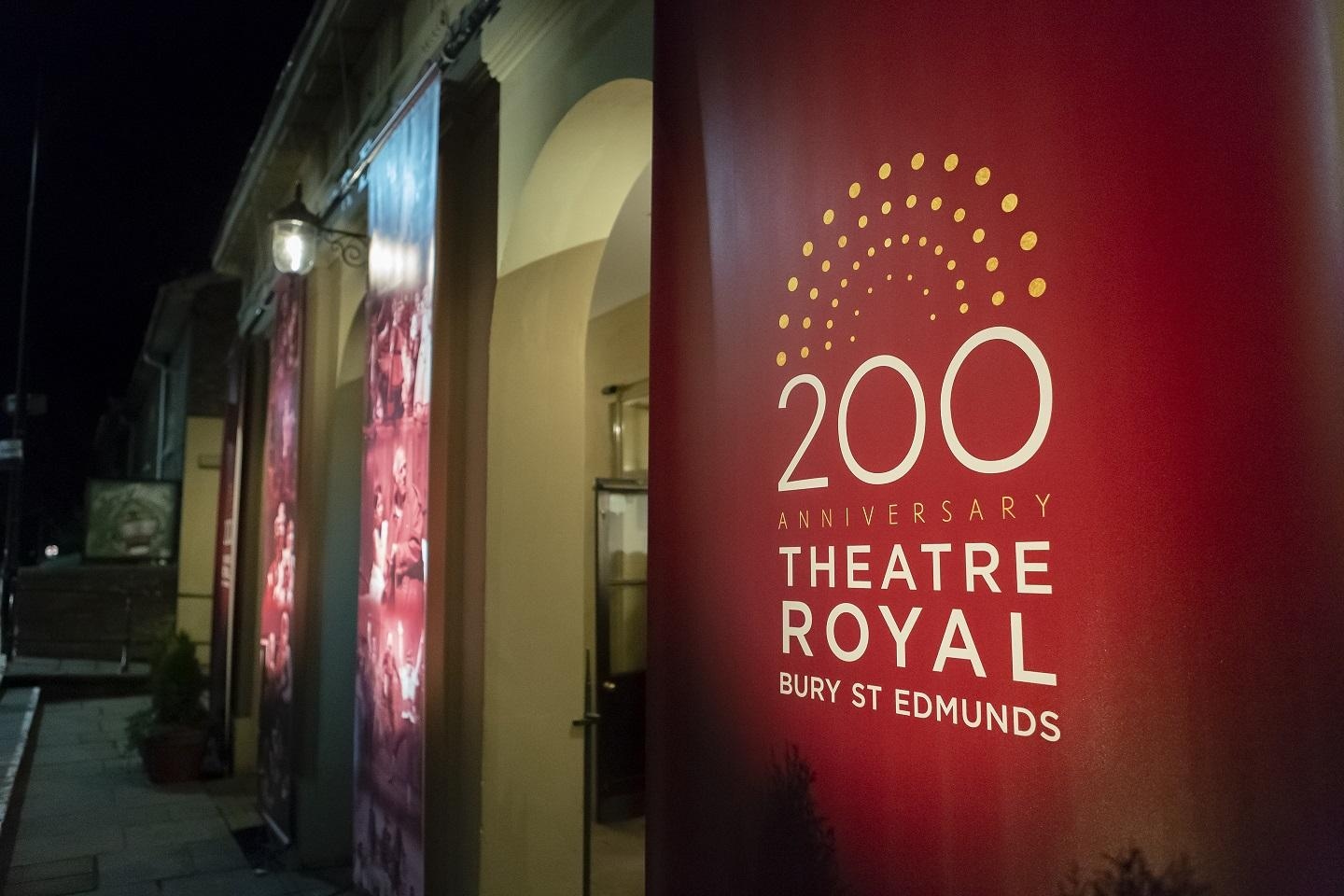 Theatre's 200th Birthday Line-Up Announced