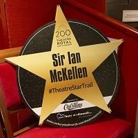 Theatre Royal Star Trail