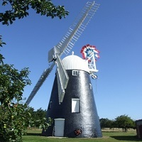Thelnetham Windmill Open Day