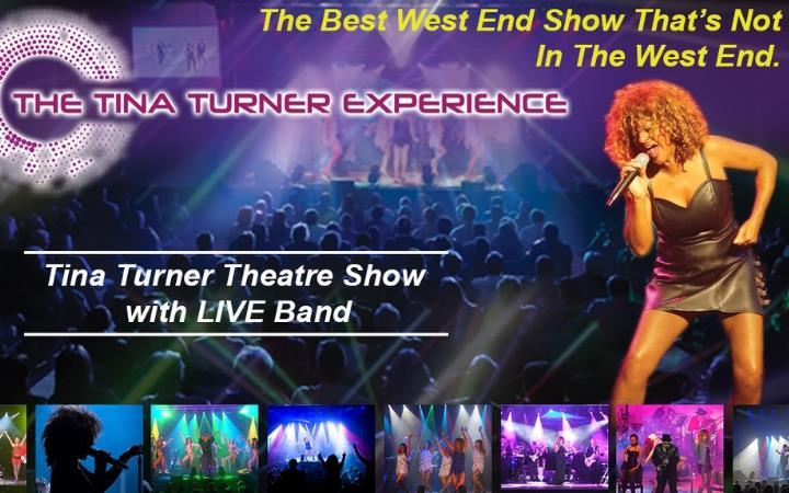 The Tina Turner Experience - European Tour 2019