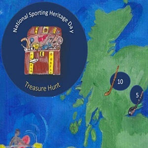 National Sporting Heritage Day – Treasure Hunt