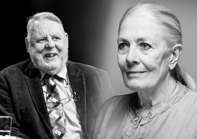 An Audience with Vanessa Redgrave CBE & Terry Waite CBE at St Edmundsbury Cathedral