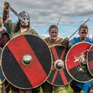 Vikings at West Stow!