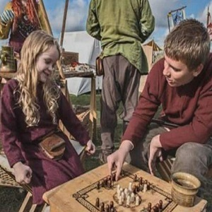 Vikings at West Stow