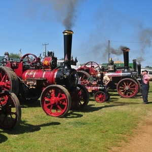 Woolpit Steam Rally 2022
