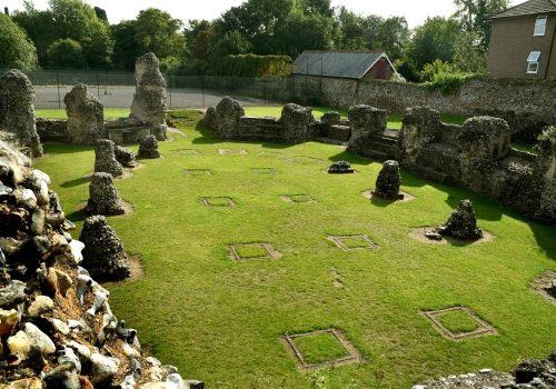 Bury St Edmunds' Historical Hot Spots!