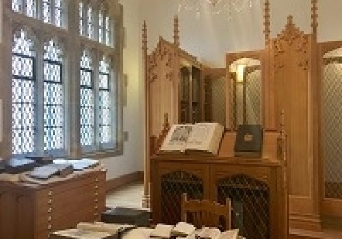 St Edmundsbury Cathedral's Ancient Library Open to the Public
