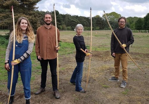 Longbow Experience with Arnor Archery