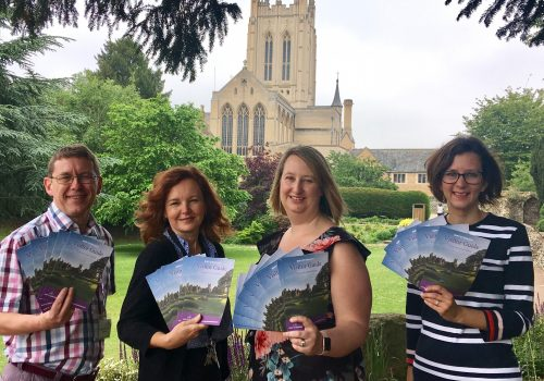 New Quick Guide to the Town Centre for 'Drop By' Visitors Launched