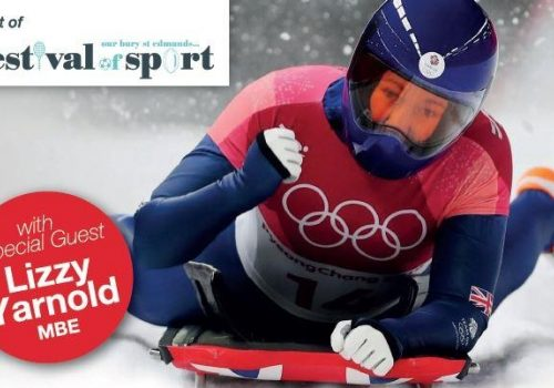 Meet Double Olympic Skeleton Champion Lizzy Yarnold MBE