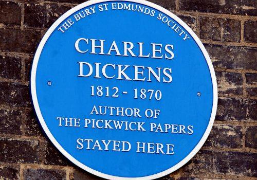 Bury St Edmunds' Blue Plaques