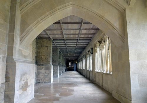 Cloisters Exhibition: Bury St Edmunds Art Society