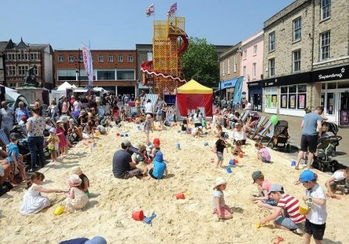 Bury St Edmunds Whitsun Fayre is Back!