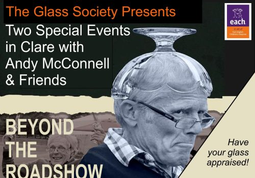 Beyond The Roadshow: An Evening with Andy McConnell