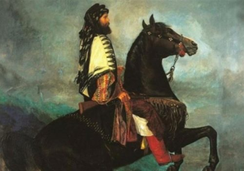 Art Exhibition: Arabian Horse: From the Desert to the World - March 22-July 13