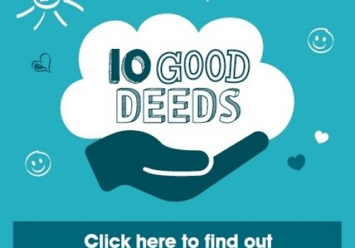 Bury St Edmunds shopping centre to carry out 10 Good Deeds for the community in their 10th Year