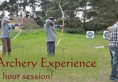 Archery Experience with Arnor Archery