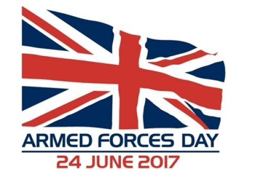 Armed Forces Day in the Abbey Gardens