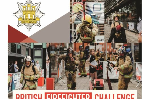 British Firefighter Challenge - July 27 & 28
