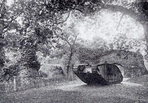 Tour of Bury St Edmunds: Bury at War