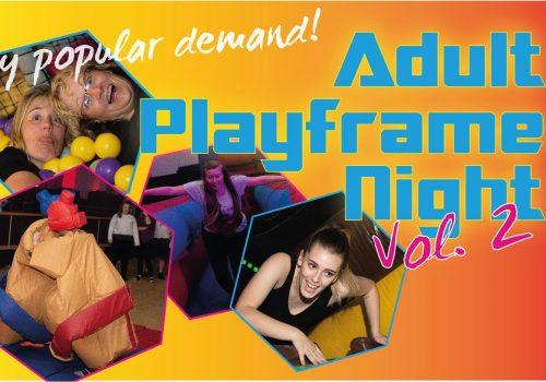 Adult Playframe Night Vol. 2 at CurveMotion