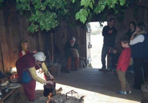 Celebrating Yule at West Stow Anglo Saxon Village - November 17 & 18