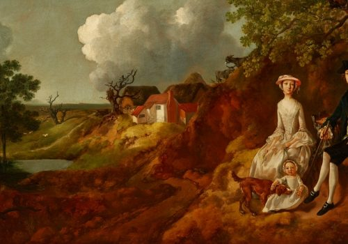 Art Exhibition: Early Gainsborough: 'From the Obscurity of a Country Town'