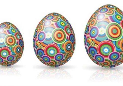 Easter Egg-stravaganza at CurveMotion