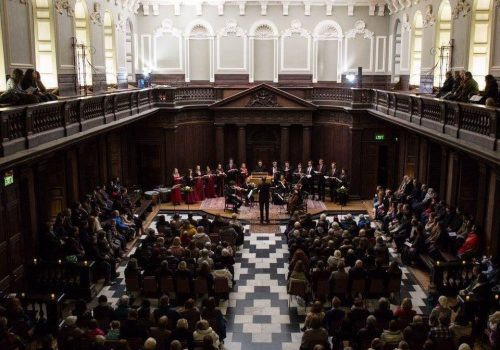 A Baroque Christmas at The Guildhall