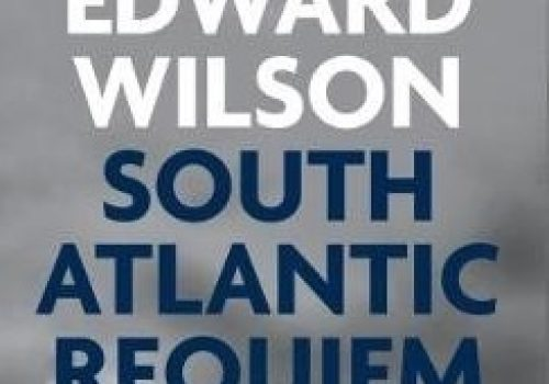 Edward Wilson Book Signing
