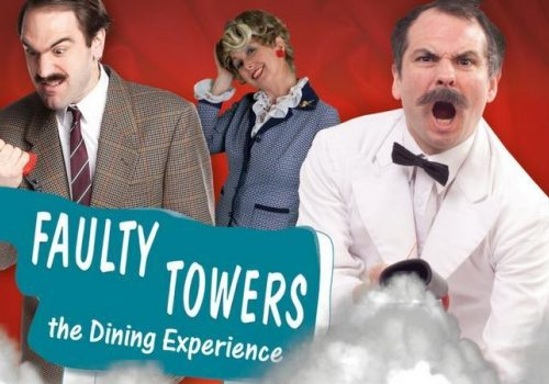 Faulty Towers - The Dining Experience - 23 & 24 February