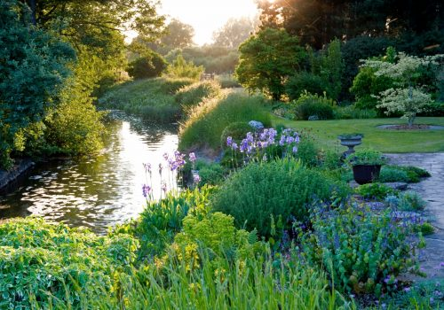 Fullers Mill Garden Welcomes Record Numbers of Visitors
