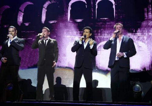 Book now for Il Divo, Tom Jones and Madness Live at Euston Hall