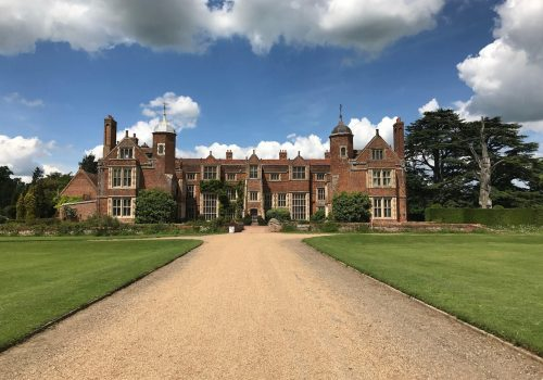 Suffolk Day at Kentwell Hall