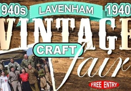 Lavenham 1940s Vintage Craft Fair
