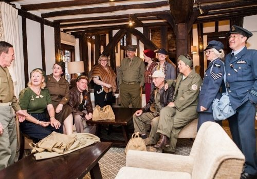 1940s Lavenham Commemorative Weekend 2019 - May 17-19