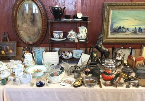 Long Melford Antique & Vintage Fair - 24 & 25 February