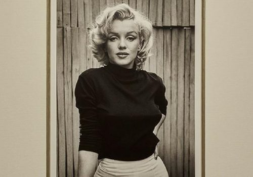 Marilyn Monroe - Timeless Exhibition - Until September 30