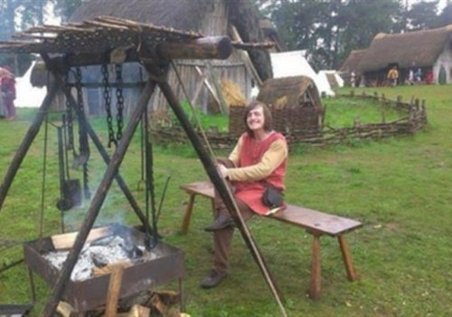 Medieval Weekend at West Stow Anglo Saxon Village - 31 March - 2 April