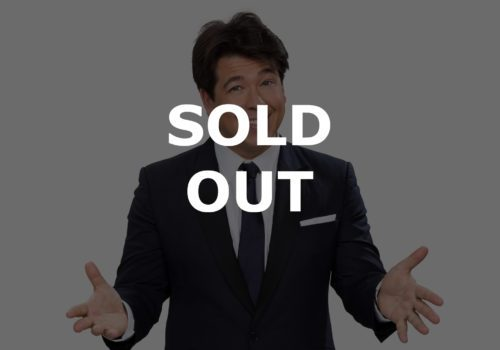 SOLD OUT! Michael McIntyre: Work In Progress