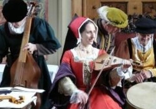 Michaelmas Weekend at Kentwell Hall - 22 & 23 September