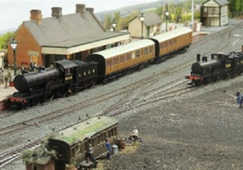 Bury Model Railway Exhibition