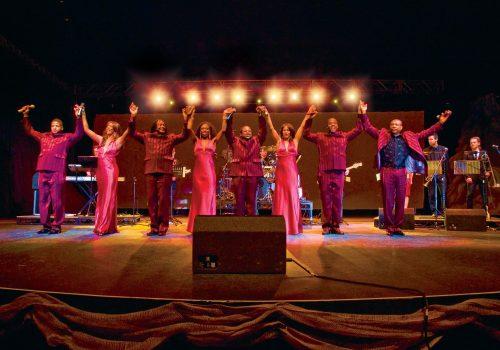 Motown & Philadelphia on Tour  at Lavenham Church