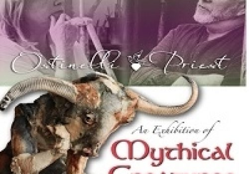 Ostinelli & Priest Mythical Creatures Exhibition - October 27-November 17