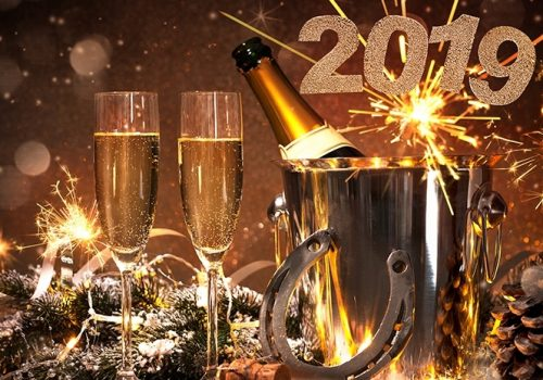 Celebrate New Year's Eve in Bury St Edmunds & Beyond