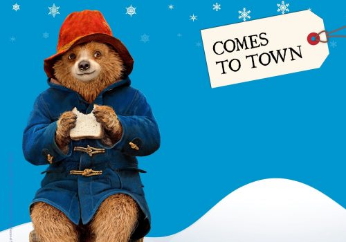 Paddington  is coming to Bury!