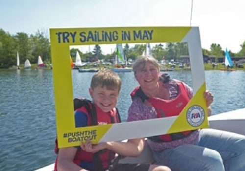 SESCA's #PushTheBoatOut Open Day