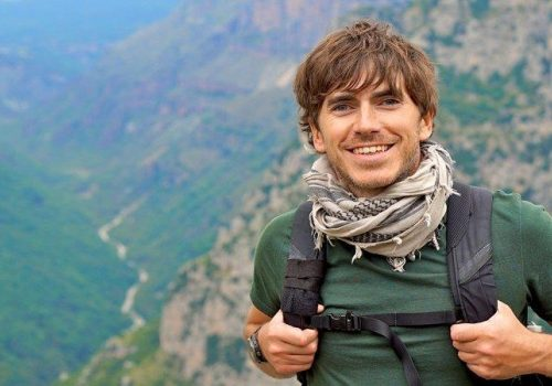 SOLD OUT! An Audience with Simon Reeve